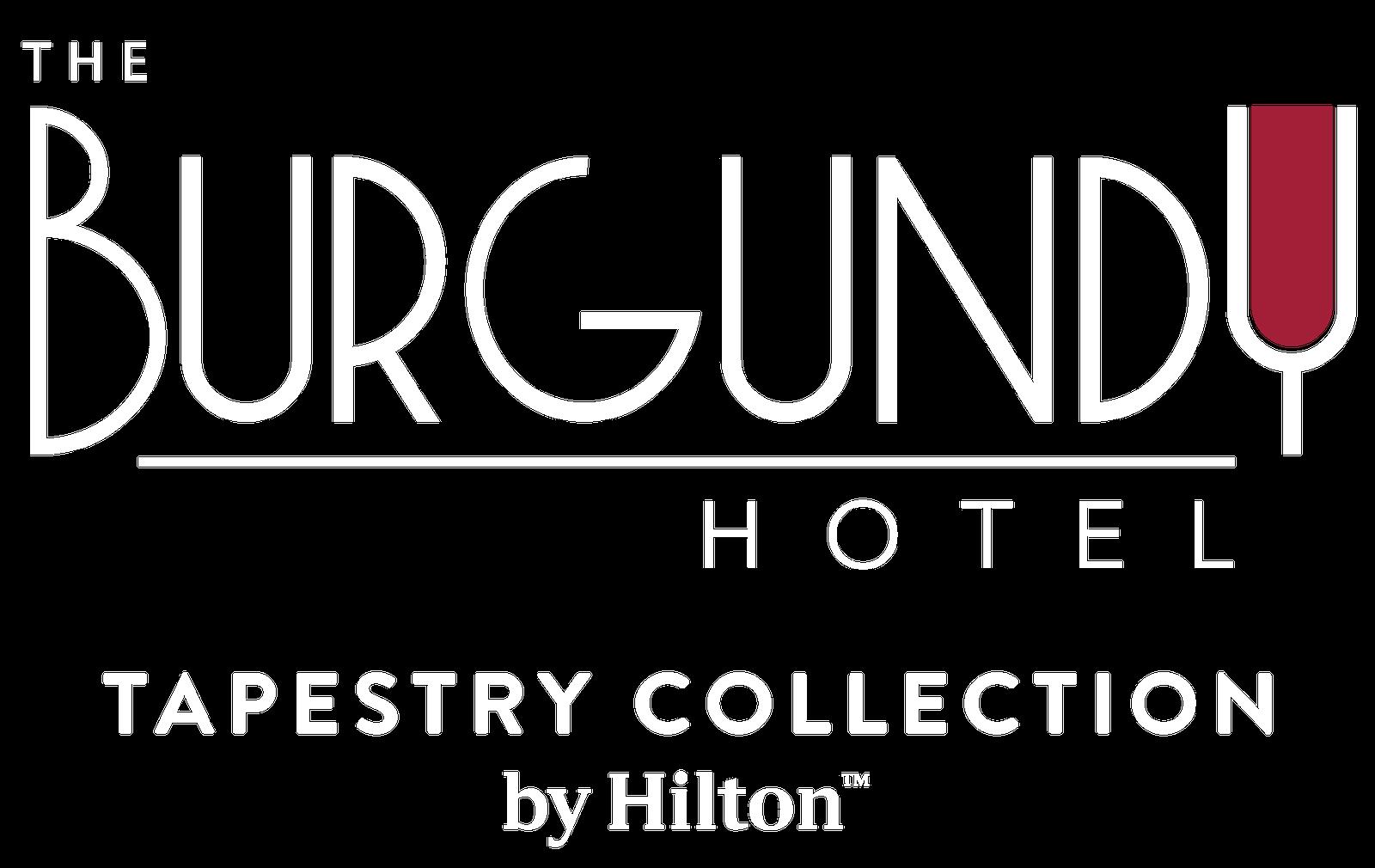 Burgundy Hotel Logo